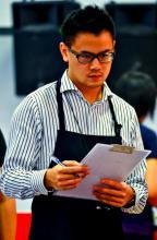 Michael Yung Head Judge